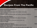Recipes From The Pacific