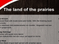 The Land Of The Prairies